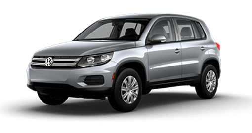 2017 VW Tiguan Limited S 2.0T 4Motion
