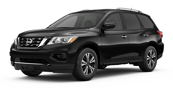 2018 Nissan Pathfinder S 4X4 Lease Offer