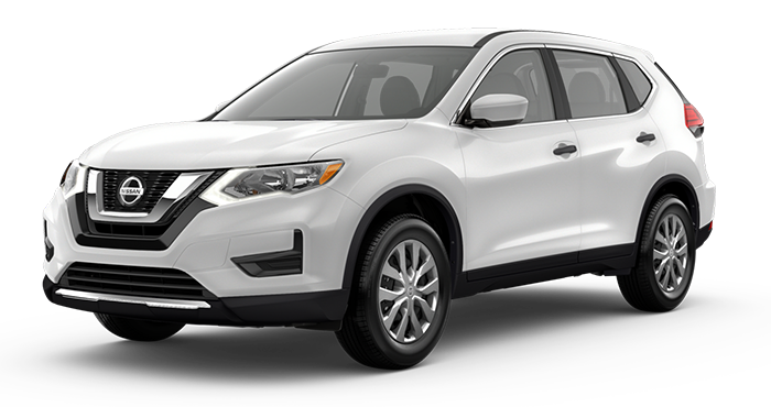 Compare the 2018 Nissan Rogue