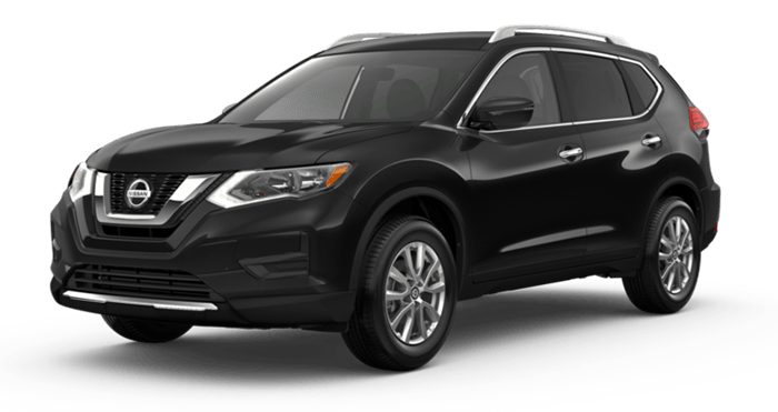 2018 Nissan Rogue SV Lease Offer