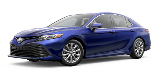 Compare the 2018 Toyota Camry  LE