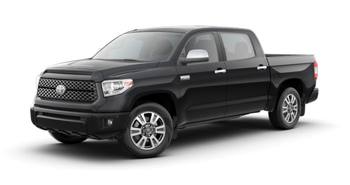 Compare the 2018 Toyota Tundra