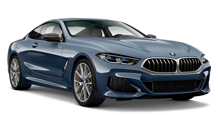 2019 BMW 8 Series Coupe or Convertible