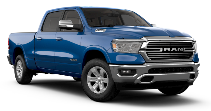 Compare the 2019 Ram 1500