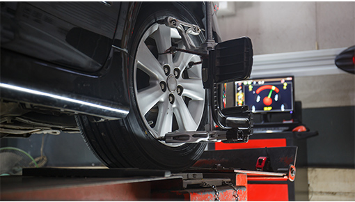4 Wheel Alignment Service Special Sport Mazda in Orlando, FL